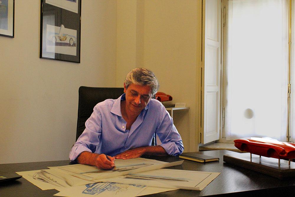 Designer Fabrizio Rossini settore nautico progettazione canoe kayak Surfcruise