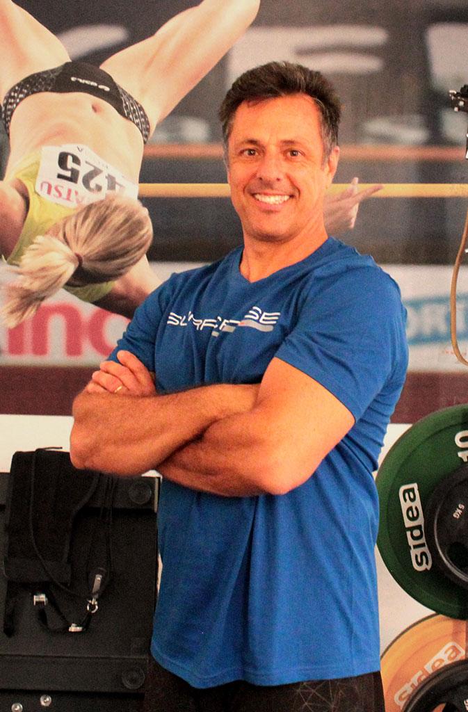 personal trainer e posturologo Luca Cassolo  allenamenti personalizzati per canoisti  preparatore sportivo