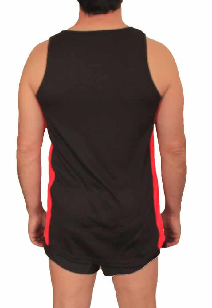 retro-indossata-canotta-nero-rosso