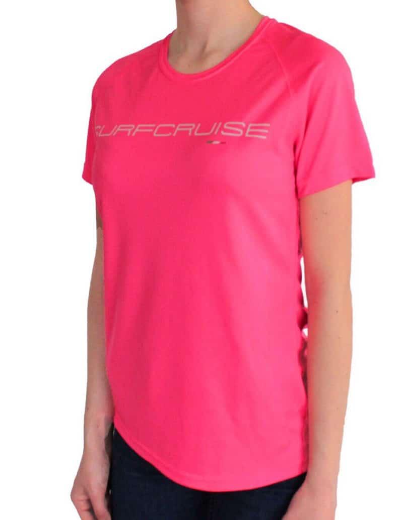 T-shirt-sportiva-rosa-Follow